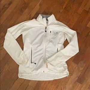 Mountain hardwear athletic jacket